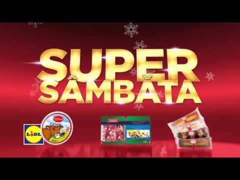 Super Sambata la Lidl • 21 Ianuarie 2017