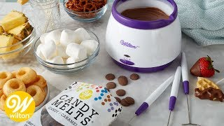 How to Melt Candy Melts Candy | Wilton