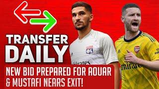New Bid Prepared For Aouar & Mustafi Nears Exit! | AFTV Transfer Daily