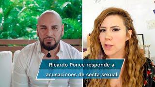 A través de sus redes sociales, Ponce dijo ser inocente respecto a la denuncia que hace dos semanas hizo la youtuber Maire Wink, quien lo acusa de manipulación y abuso sexual