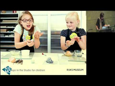 Can Museums Play | 06.03.2015 | Annemies Broekgaarden | Learning by play