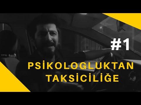 Psikologluğu Bırakıp Taksici Olan Adam - Vizyon Seviyem #1