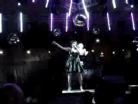 MAYA SIMANTOV & YINON YAHEL U NEVER KNOW-ILLUSION-HOOK UP @ FORO DE LA EXPO GDL 24.04.09