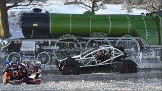 Forza Horizon 4 LP EP5 - Showcase Event #2! THE TRAIN!! (Fanatec Wheel) | SLAPTrain
