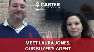 Carter Property Group: What Is a Buyer's Agent?