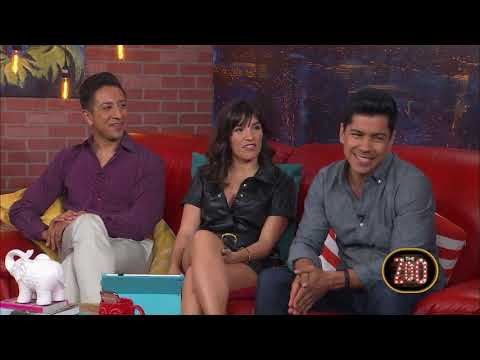 Jeremy Ray Valdez is the Latino Lion on The Bold and The Beautiful | The Zoo