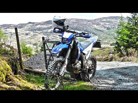 Trail riding & a WR250R highlights from the last 4 years