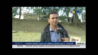 جزائريون : غليزان.. عبد القادر حي يرزق ويحمل شهادة وفاة بين يديه