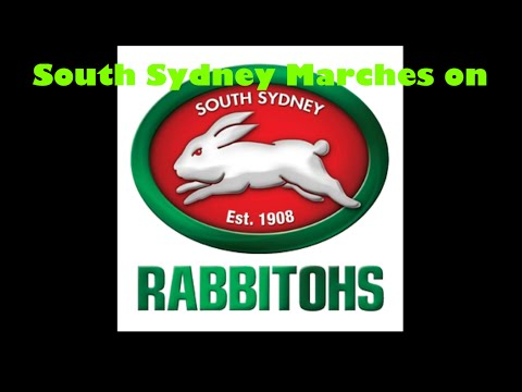 South Sydney Rabbitohs theme song (Lyrics) NRL Sing-A-Long