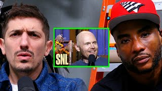 Why White Women Hate Bill Burr | Charlamagne Tha God and Andrew Schulz