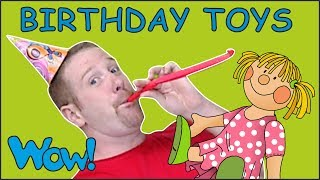 birthday-toys-for-kids-from-steve-and-maggie-free-speaking-stories-wow-english-tv