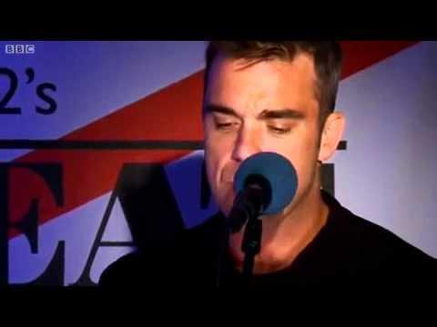 Gary Barlow & Robbie Williams - Shame Live on BBC Radio 2 - Simon Mayo