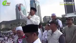 Demo HTI menolak UU Ormas