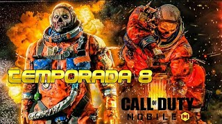 TEMPORADA 8 | NUEVO FIREBREAK ASTRONAUTA (ZOMBIES?) | Pase de Batalla  LUNAR ??  Call of duty Mobile