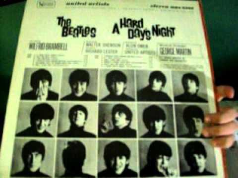 My Beatles Vinyl Collection