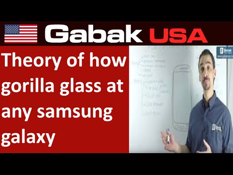 Theory of how to fix gorilla glass at any samsung galaxy