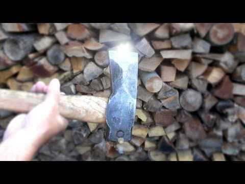 BEST SPLITTING MAUL SPLITTING AXE - Wetterlings