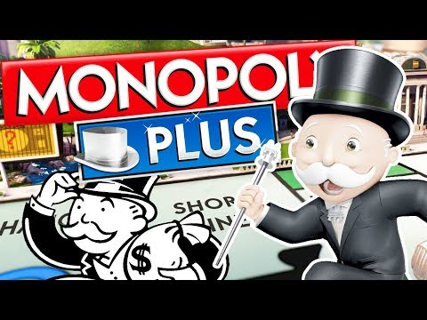 HACKING MONOPOLY (CRAZY CUSTOM RULES) - Monopoly Board Game