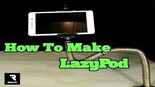 How To Make Lazy Pod | DIY Lazy Pod