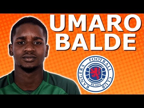 Umaro Balde - Welcome To Rangers Football Club - 2018/2019 - HD