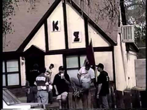 Kappa Sigma Black & White 1996