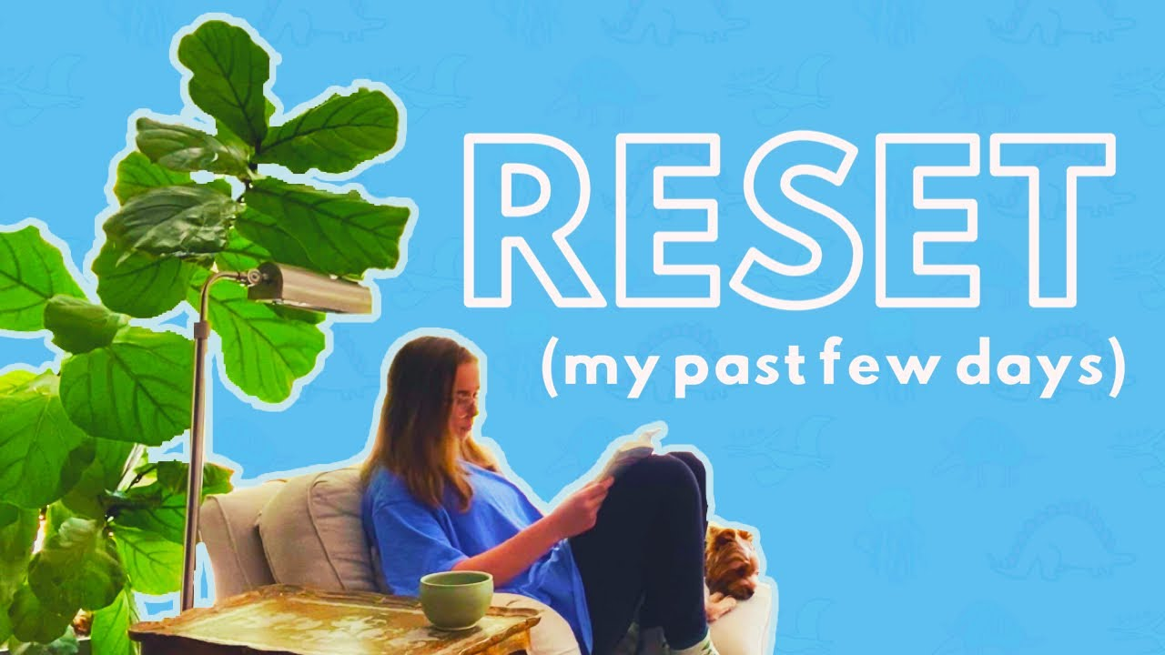 A Brief Reset | jumping into post grad, getting things done | Elyse Andrews