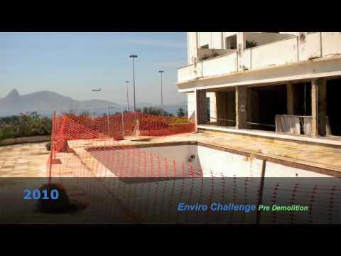 Enviro Challenge : Hotel Gloria Pre Demolition Scan
