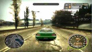 Need For Speed: Most Wanted (2005) - Challenge Series #55 - Tollbooth Time Trial
