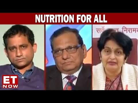 India Development Debate | Nutrition For All | Govt Launches National Nutrition Mission