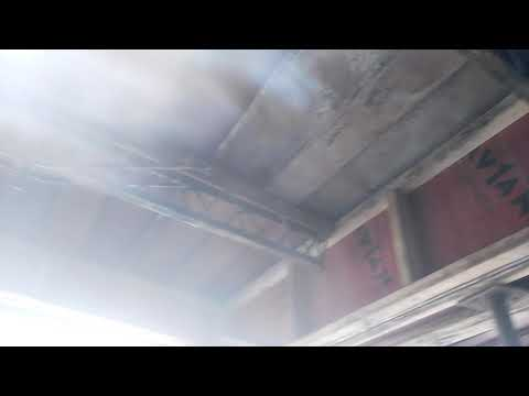 Steel beam structure in India, How to structure a STEEL BAR beam in 4th floor construction WALL PANE