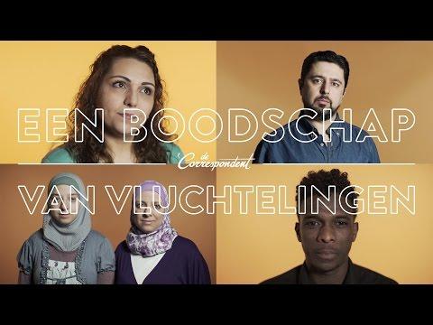 Vijf dingen die Nederlanders moeten weten over hoe vluchtelingen zich voelen