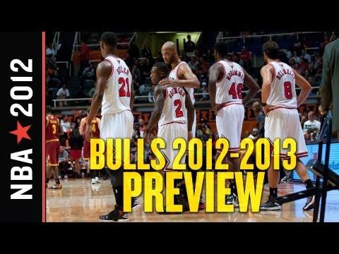 Chicago Bulls NBA season predictions, 2012-13