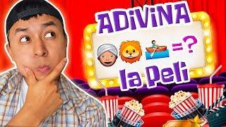 ADIVINA LA PELICULA CON EMOJIS | 4 Emojis 1 Movie | ManoloTEVE