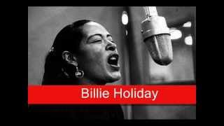 Billie Holiday: Loverman (Oh, Where Can You Be?)