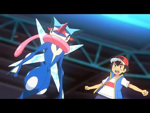 Pokemon Ash Greninja「AMV」 - I am Blue