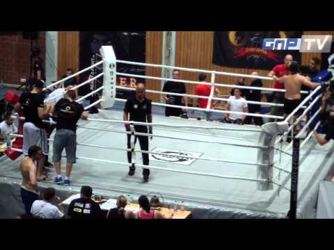 Shooto EM: 100kg Kenneth M. Bergh vs. Arhontis Taksiarhis