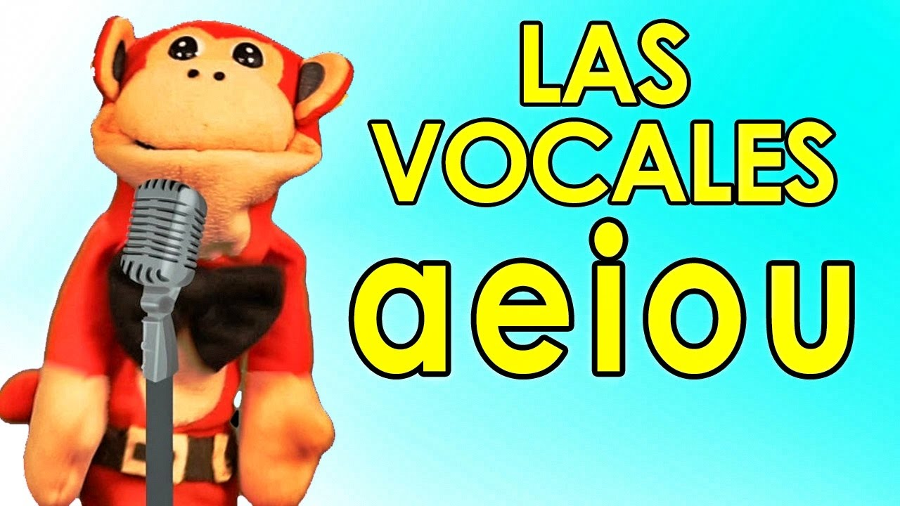 La Canción de las Vocales TODAS LAS LETRAS A E I O U | Show del Mono Sílabo #leyendojuntos