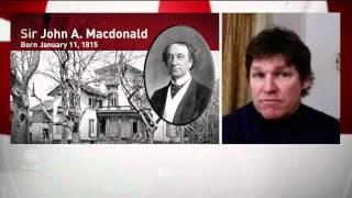 Historian on John A. Macdonald's bicentennial