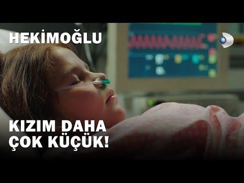 10 Yaşındaki Ceyda Kalp Krizi Geçirdi - Hekimoğlu 12.Bölüm