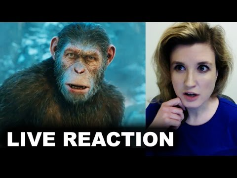 Thumbnail: War for the Planet of the Apes Final Trailer REACTION
