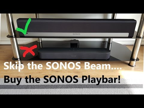 Why you should skip the SONOS Beam...