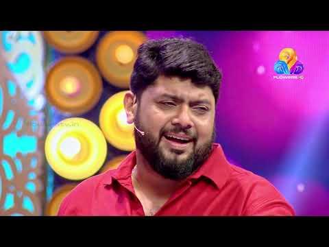 Flowers TV Comedy Utsavam Episode 280