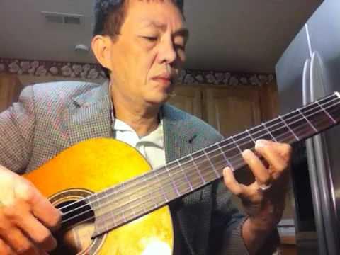 Tự học guitar_ kỉ thuật reo dây- tremolo
