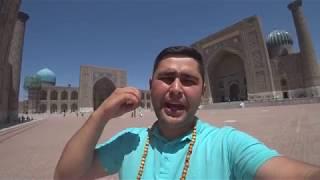 SAMARQAND REGISTON HECH QAYSI VIDEO BLOGER QILMAGAN ISHNI QILDIM