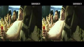 Rambo Amadeus (Montenegro) 3D Music Video - Euro Neuro