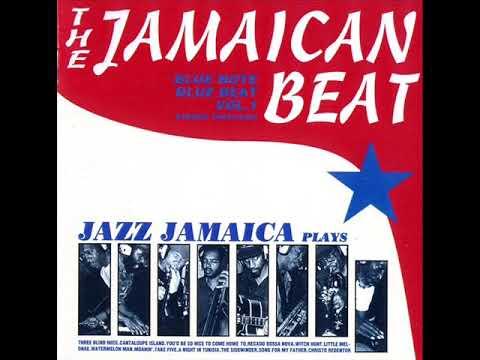 The Jamaican Beat - Jazz Jamaica (Full Album) 1994