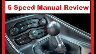 Dodge Challenger RT 6 Speed Manual Review