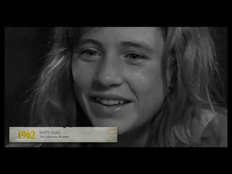 Academy Awards for Best Actress in a Supporting Role (1936 - 2018) Longest Video
