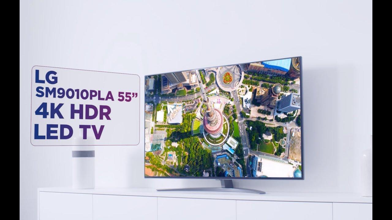 LG SM90 Smart 4K Ultra HD HDR LED TV | Featured Tech