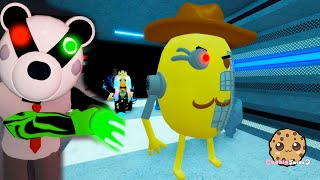FINAL CHAPTER PIGGY and Mr. P Plant Chapter 12 NEW Roblox Online Game Video
